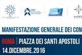 MOBILITAZIONE GENERALE DEI COMMERCIALISTI – ROMA 14 DICEMBRE 2016