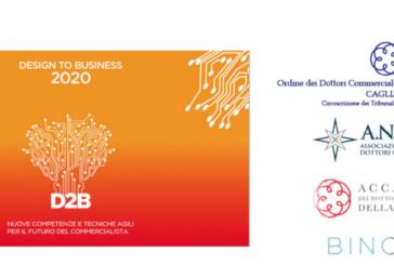 """""""Design to Business 2020"""", venerdì 24 il corso web dell'Accademia della Sardegna"""