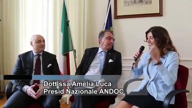 Intervista alla Dr.ssa Amelia Luca e al Dr Amedeo Sacrestano